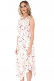 Rochie midi Roh Boutique DR3352 Floral