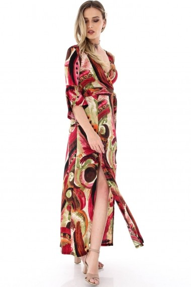 Rochie de seara Roh Boutique DR3389 Print