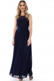 Rochie de seara Roh Boutique DR3361 Bleumarin