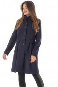 Palton Roh Boutique ROH - JR470 bleumarin