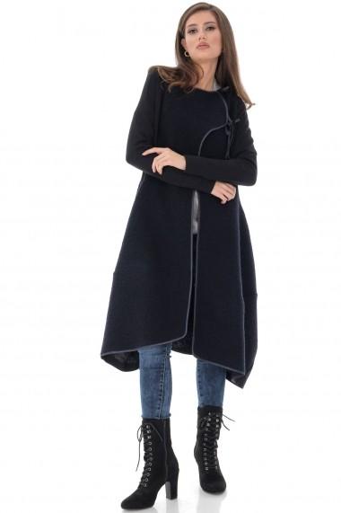 Palton Roh Boutique JR486 negru
