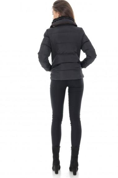 Geaca Roh Boutique JR460 Negru