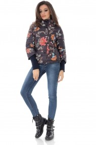 Geaca Roh Boutique JR501 Floral