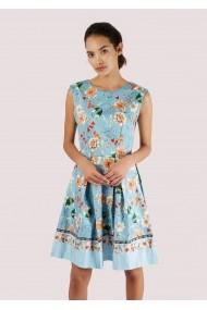 Rochie scurta Closet London ROH - DR3854 Floral