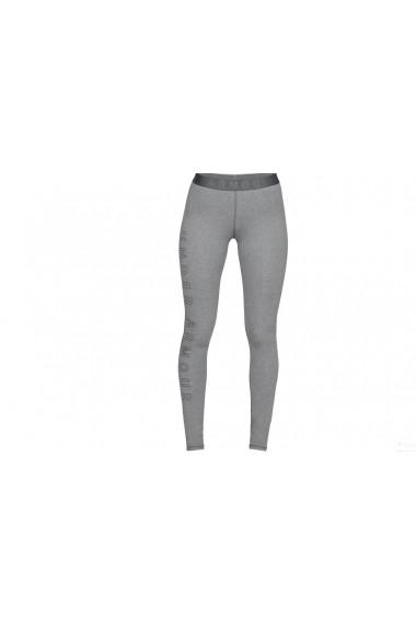 Colanti pentru femei Under Armour Favourite Wordmark Legging 1329318-012