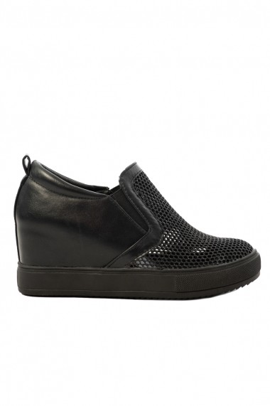 Pantofi sport casual Rammi RMM-wk072 Negre