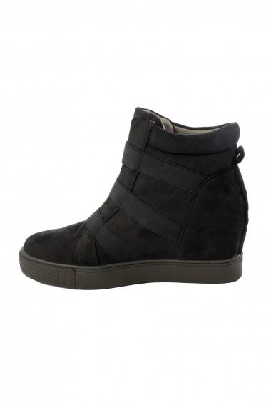 Pantofi sport casual Rammi RMM-305 Negri