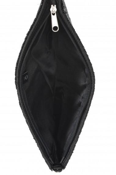 Plic BORRO design BR1276MSL negru