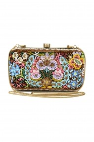 Geanta Borro Design Fabulous Summer Muse Purse BR1446TQ roz
