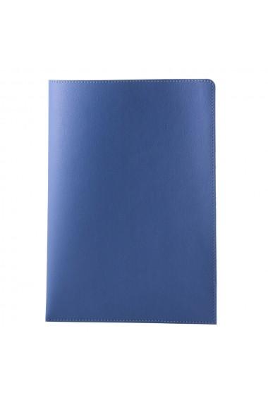 Mapa documente e-store MK piele ecologica bleu