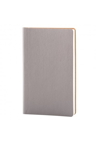 Notes Flexi 125 x 21 cm hartie ivory liniatura gri