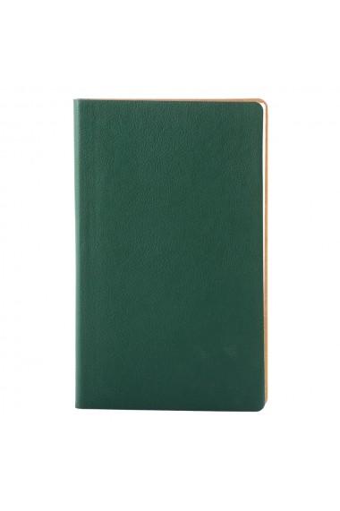 Notes Flexi 125 x 21 cm hartie ivory liniatura verde