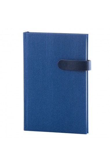Notes Lux A5 hartie alba liniatura Albastru