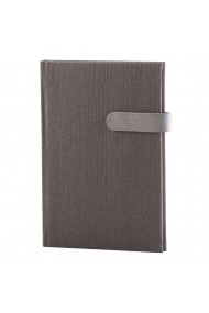 Notes Lux A5 hartie Ivory liniatura Gri