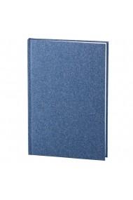 Notes Natura A5 hartie alba liniatura albastru