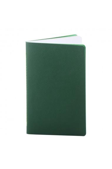 Notes Pastel 125x20 cm hartie alba velin Verde