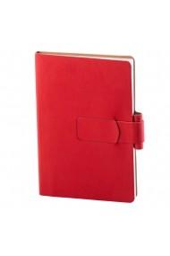 Notes Ravelo A5 hartie ivory liniatura rosu