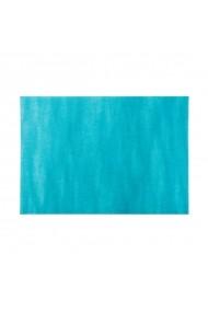 Mapa birou piele ecologica Basic Mk + 2 Suporti pahar CADOU turquoise