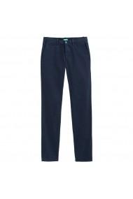 Pantaloni BENETTON GHE198 bleumarin