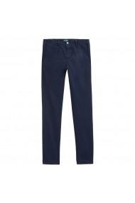 Pantaloni BENETTON GHE241 bleumarin