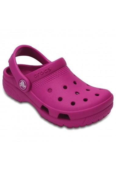 Sandale Crocs GEC660 fuchsia