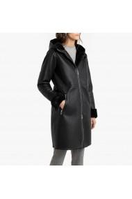 Palton ANNE WEYBURN GGM905 negru - els