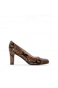 Pantofi cu toc ANNE WEYBURN GGP732 animal print - els
