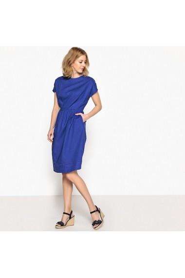 Rochie de zi ANNE WEYBURN GER674 albastru - els