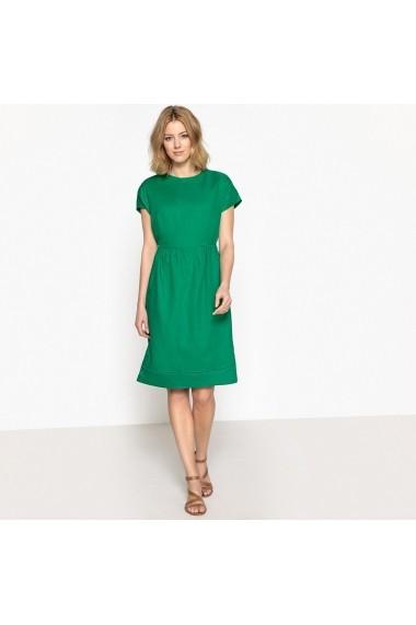 Rochie de zi ANNE WEYBURN GER674-green Verde - els