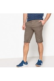 Pantaloni scurti CASTALUNA FOR MEN GEV679 gri-bej - els