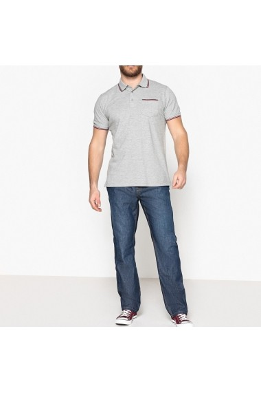 Tricou Polo CASTALUNA FOR MEN GCE791 gri - els
