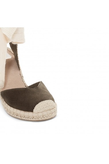Pantofi cu toc MADEMOISELLE R GEK456 kaki