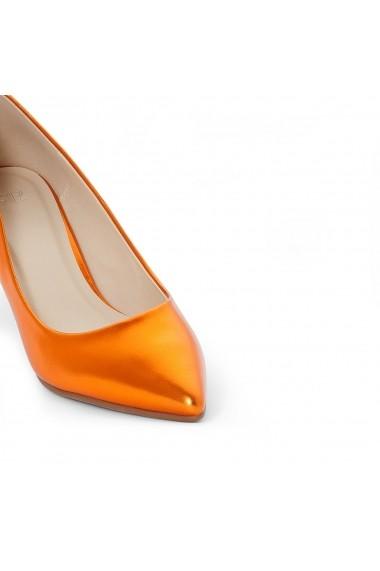 Pantofi cu toc MADEMOISELLE R GEI516 portocaliu