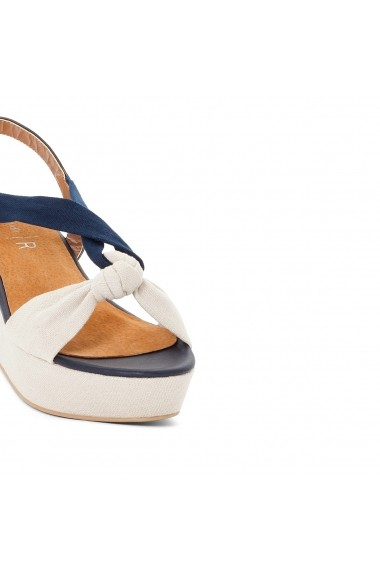 Sandale cu toc MADEMOISELLE R GDW236 bej - els