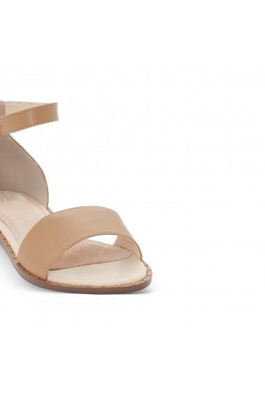 Sandale plate MADEMOISELLE R GEP438 maro - els
