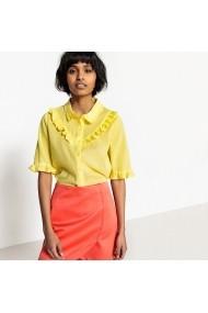 Риза MADEMOISELLE R LRD-GEZ092-yellow_els Жълт