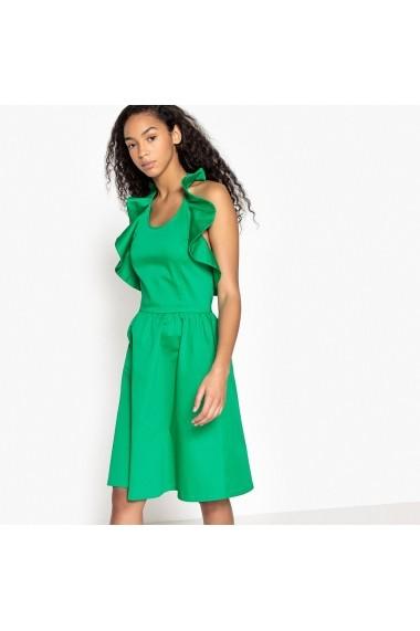 Rochie de zi MADEMOISELLE R GEJ519-green Verde - els