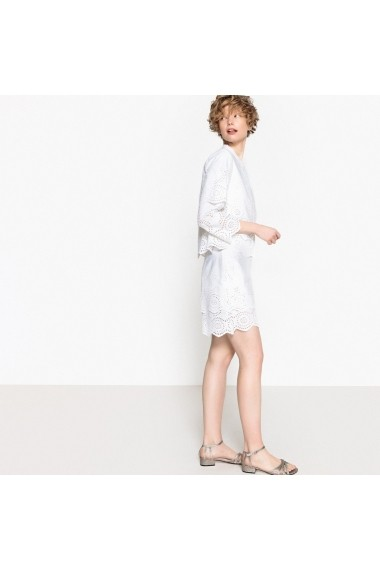 Pantaloni scurti MADEMOISELLE R GEN333 alb