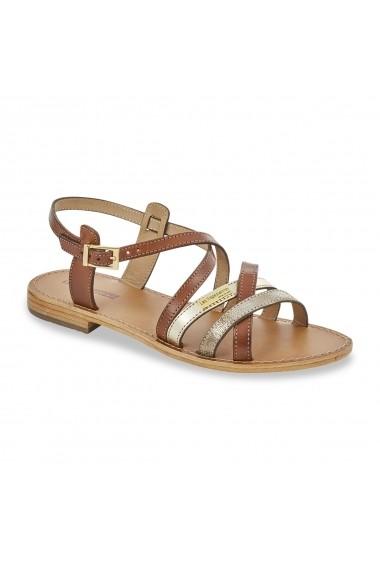 Sandale plate LES TROPEZIENNES par M BELARBI GAT010 maro