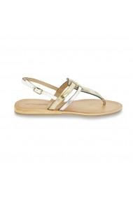 Sandale plate LES TROPEZIENNES par M BELARBI GCW127 auriu