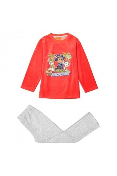 Pijama PAT PATROUILLE GEH814 portocaliu