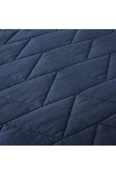 Fata de perna SCENARIO GCJ189 40x40 cm bleumarin