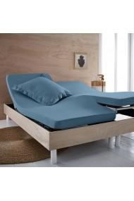 Cearsaf SCENARIO AKO517 140x190 cm albastru