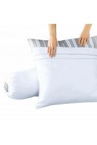 Protectie perna tubulara REVERIE GBW100 160 cm alb