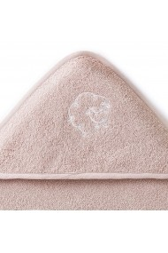 Set prosop si manusa de baie La Redoute Interieurs GED908 100x100 cm roz