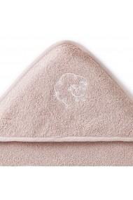 Set prosop si manusa de baie La Redoute Interieurs GED908 70x70 cm roz