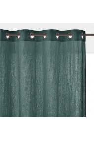 Perdea La Redoute Interieurs GDM436 220x135 cm verde