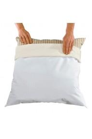 Protectie perna La Redoute Interieurs GCX514 140 cm alb