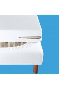 Protectie pat La Redoute Interieurs AKF167 160x200 cm alb