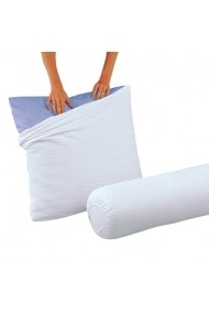 Protectie perna La Redoute Interieurs GCQ338 50x70 cm alb